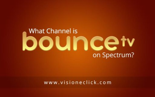 What channel is Bounce Tv on Spectrum