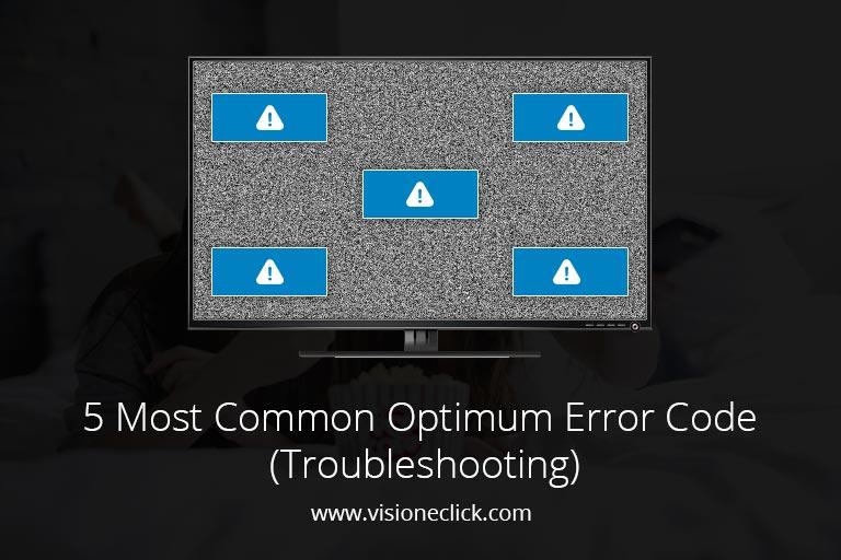 Fix Optimum Error Codes