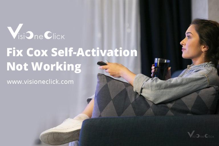 fix cox self activation not working