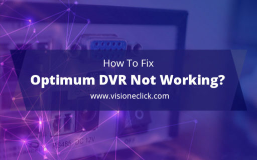 how to fix optimum dvr not working