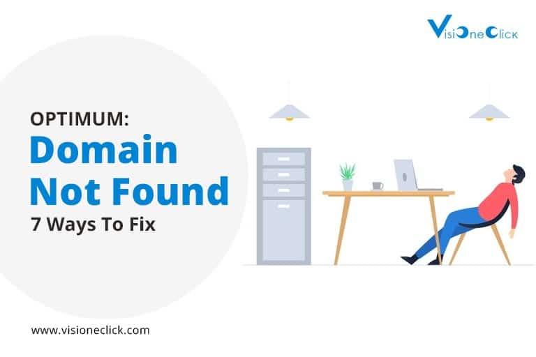 optimum domain not found fixed